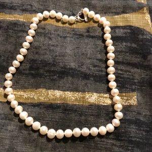 Vantel pearls necklace